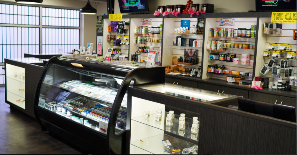 Colorado Cannabis store