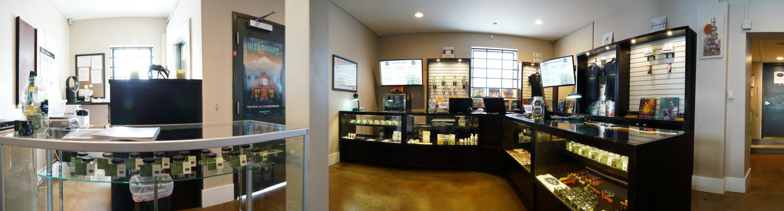 Oregon Cannabis Store