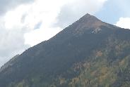 Colorado Mountains and Sky