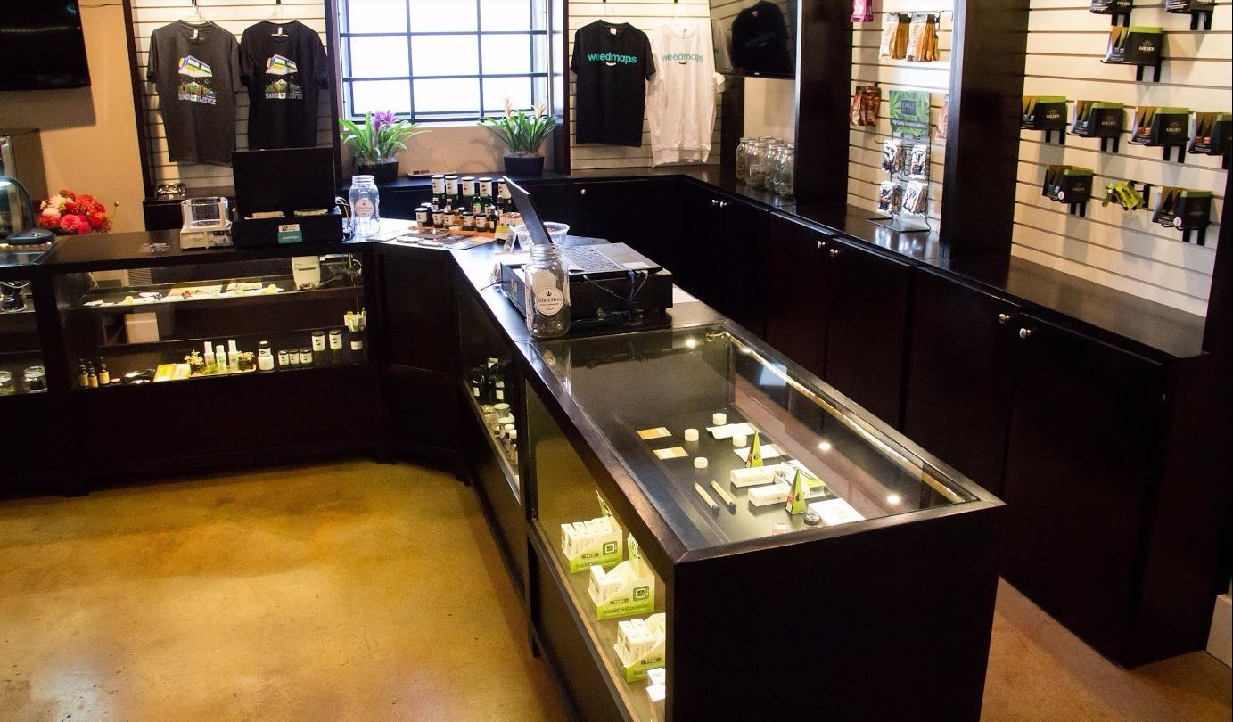 Oregon Marijuana Store