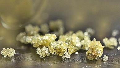 THCA crystals