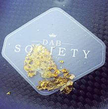 Dab Society Extracts Shatter
