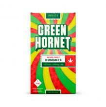 Green Hornet Gummy | Indica 100mg Med