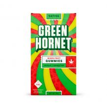 Green Hornet Gummy | Sativa 70mg Med