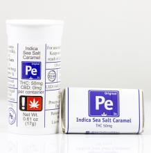 Periodic Edibles, Relax Caramel, 50mg