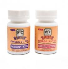Rx Green Omegas 1:1 100mg