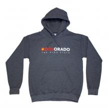 Coolorado Hoodie | Navy Size L