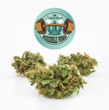 Incredible Power CBD 1:1 | Indica-Hybrid