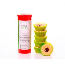 Sweet Grass Kitchen Peanut Butter & Jelly Cups | 75mg Med