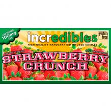 Incredibles Strawberry Crunch | 100mg Med
