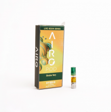 AiroPro Live Resin Cartridge | Hybrid 500mg Rec