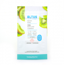 Altus Fruit Puree Gummies | Kiwi Hybrid CBD 5:1 50mg Rec