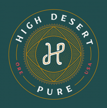 High Desert Pure, Bath Bomb Citrus, 160g