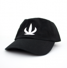 Cactus Dad Hat | Black O/S
