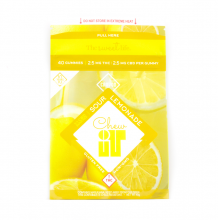 Canyon Cultivation Chew it | Sour Lemonade 1:1 100mg Rec