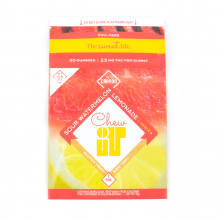 Canyon Cultivation Chew it | Sour Watermelon Lemonade 100mg Rec