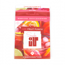Canyon Cultivation Suck it | Fruit Punch 1:1 100mg Rec
