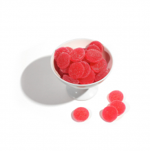 CBD Watermelon Gummies, 250mg