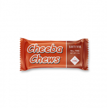 Cheeba Chews Single Dose | Sativa 10mg