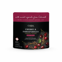 Coda Signature Fruit Notes | Cherry & Sarsaparilla 100mg Rec