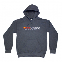 Coolorado Hoodie | Navy Size XXL