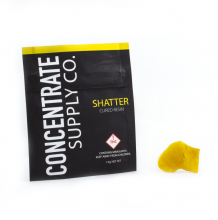 CSC Shatter | Blue Dream 1g Rec