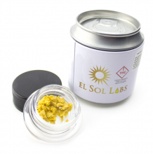 El Sol Labs Sugar Wax | Lemon Creamsicle 1g Rec