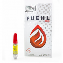 Fuehl Terp Cartridge | Durban Poison 1000mg Med