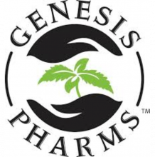 Genesis Pharms, 1:1 Whole Plant Concentrate, 1g