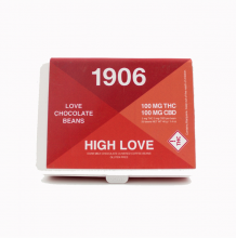 1906 High Love Beans | 1:1 100mg Rec