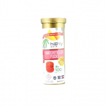 Highly Edible | Watermelon Pucks 100mg Rec