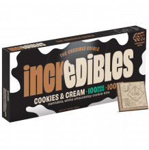 Incredibles Salted Cookies n Cream | 1:1 100mg Rec