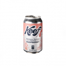 Keef Cola Sparkling Water | Raspberry 10mg Rec