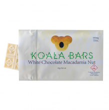 Koala Bar | White Chocolate Macadamia Nut 100mg Rec