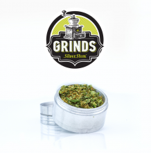 Lemon Skunk Grinds | Sativa-Hybrid