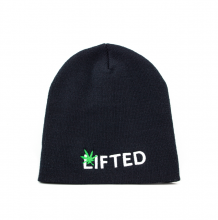 Lifted Beanie | Black OS