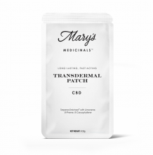Mary's Medicinals CBD Patch | 20mg Rec