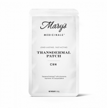 Mary's Medicinals CBN Patch | 10mg Rec