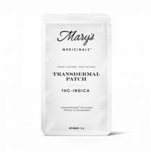 Mary's Medicinals THC Patch | Indica 20mg Med
