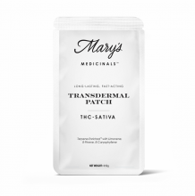 Mary's Medicinals THC Patch | Sativa 20mg Med