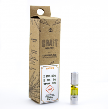 O.Pen Craft Cartridge | Dutch Treat Haze 500mg Rec