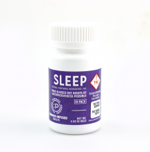 O.Pen Pressies 10-pk | Sleep 50mg Rec