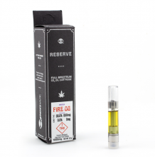 O.Pen Reserve Cartridge | Fire OG 1000mg Med