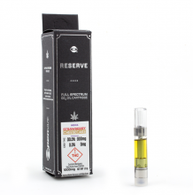 O.Pen Reserve Cartridge | Strawberry Cheesecake 1000mg Med