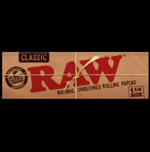 Raw | 1 1/4 Papers