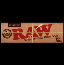 Raw | Classic 1 1/4 Papers