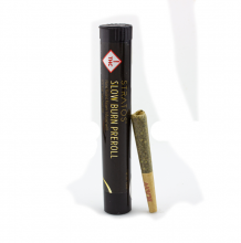 Stratos | Slow Burn Infused Preroll 1g Rec