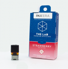 The Lab Pax Era Distillate Pod | Strawberry 500mg Med