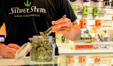 Retail Associate aka Budtender. Littleton