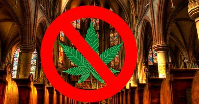 The Archdiocese of Boston Gives $850,000 to Fight Legal Marijuana in Massachusetts